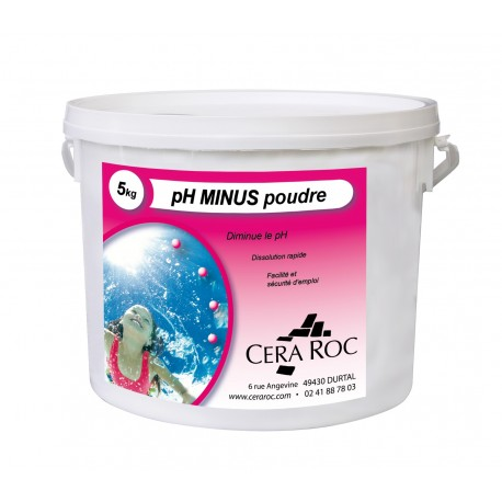 pH Moins - 5 Litres
