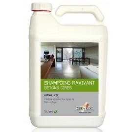 Shampoing Bétons Cirés