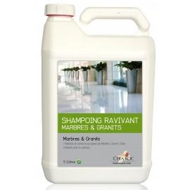 Shampoing Ravivant Marbres & Granits