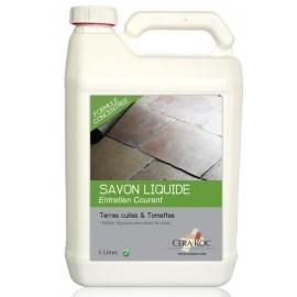 Savon Liquide Terres Cuites & Tomettes
