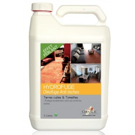Hydrofuge Anti taches des Terres cuites & Tomettes