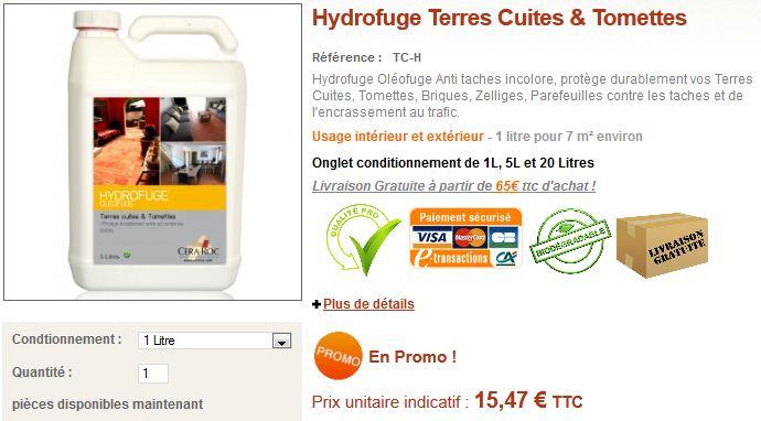hydrofuge sol conseils et vente en produits d 39 entretien blog conseils cera roc. Black Bedroom Furniture Sets. Home Design Ideas