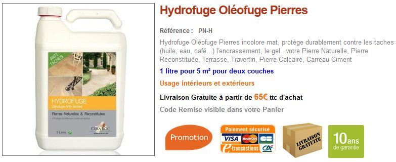 Hydrofuge Terrasse Pierre Conseils Et Vente Traitement Pierre