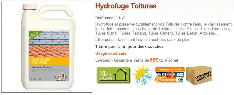 hydrofuge tuile conseils et vente d 39 hydrofuge toiture blog conseils cera roc. Black Bedroom Furniture Sets. Home Design Ideas