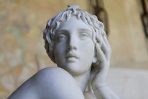 hydrofuge statue pierre reconstituée naturelle