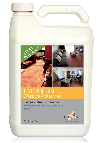 hydrofuge oleofuge tomette